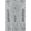 Great Gatsby Tea Length Ivory Dress