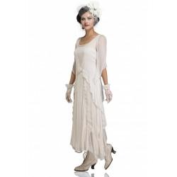 Empire Waist Tea Party Mint Dress