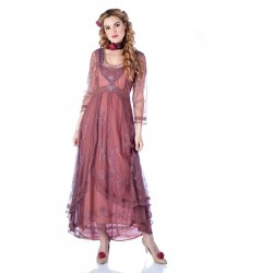 Edwardian Romance Lace Gown...