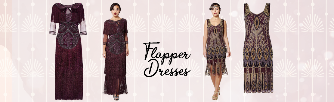 Flapper Style Dresses